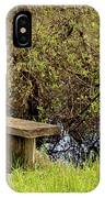 Communing With Nature IPhone Case