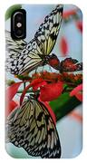 Community Flowers IPhone Case
