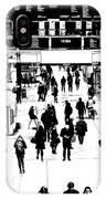 Commuter Art London Sketch IPhone Case