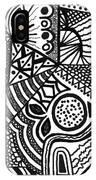 Complex Perception IPhone X Case