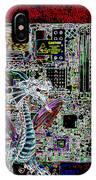 Computer 22 IPhone Case