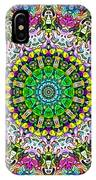 Concentric Colors Abstract IPhone Case