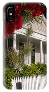 Conch House In Key West IPhone Case