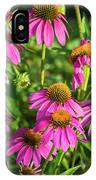 Coneflower Garden IPhone Case
