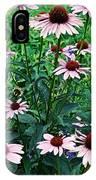 Coneflower Garden IPhone Case