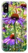 Coneflower Pedals IPhone Case