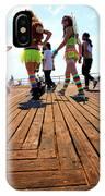 Coney Island Encounters IPhone Case