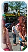 Coney Island Girls IPhone Case