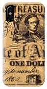 Confederate Banknote IPhone Case