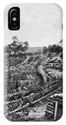 Confederate Fort IPhone Case