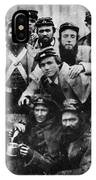 Confederate Soldiers, 1861 - To License For Professional Use Visit Granger.com IPhone Case