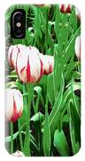 Confederation Tulips IPhone Case