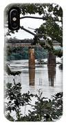 Congaree River Glimpse IPhone Case