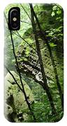 Conkle's Hollow Stone Arch IPhone Case