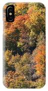 Connecticut Fall Color IPhone Case