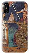 Constantine I (c280-337) IPhone Case