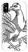 Constellation: Aquila IPhone Case