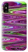 Construction Color Abstract P IPhone Case