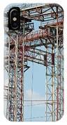 Construction Site New Bridge Arc IPhone Case