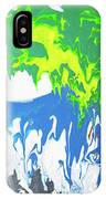 Contemporary Painting Of Moose IPhone Case