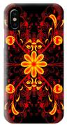 Continental Abstract IPhone Case