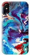 Convergence Of The Four Winds IPhone Case