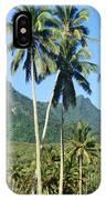 Cook Islands IPhone Case