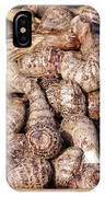 Cooked Taro Root IPhone Case