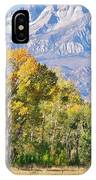 Cool Days IPhone Case