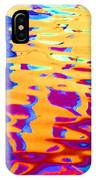 Cool Meets Warm IPhone Case