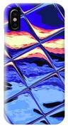 Cool Tile Reflection IPhone Case