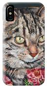 Cooper The Cat IPhone Case