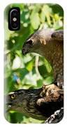 Cooper's Hawks Mating IPhone Case