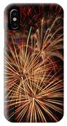 Coors Field Fireworks 4 IPhone Case