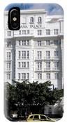 Copacabana Palace IPhone Case