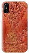 Copper Abstract IPhone Case