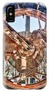Copper Bike Liberty Ambassador Ny  IPhone Case