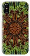 Copper Jewel IPhone Case