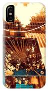 Copper Reflections IPhone Case