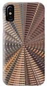 Reflecting On A Bright Copper World IPhone Case