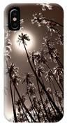 Coppertone Palms IPhone Case