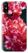 Coral Azaleas IPhone Case