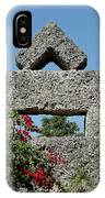 Coral Castle For Love IPhone Case