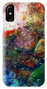 Coral Eel IPhone Case