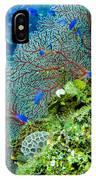 Coral In Truk IPhone Case