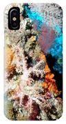 Coral Pillars IPhone Case