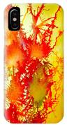 Corals In Sunrise  IPhone Case