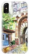 Cordes Sur Ciel 03 IPhone Case