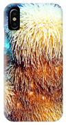 Corky Sea Finger Coral - The Muppet Of The Deep IPhone Case