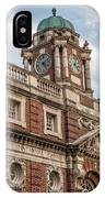 Corn Exchange National Bank IPhone Case
